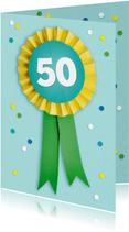 50 jaar vaantje