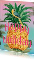 ananas happy holiday
