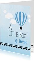 Baby boy is born...