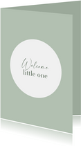 Babypark | Welcome little one