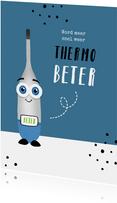 Beterschapskaart beter beterschap thermometer
