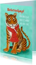 Beterschapskaart tijger