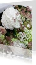 Condoleancekaarten - Bloemen c