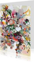 Bloemenschilderij Martine de Ruiter