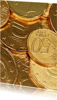 Chocolade euro munten Sint - OT