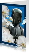 Coaching orchidee Boeddha