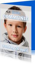 Communiekaart Cover Magazine  1