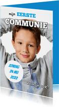 Communiekaart Cover Magazine OT