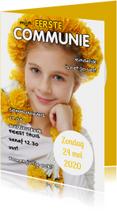 Communiekaart Cover Tijdschrift