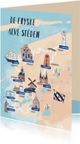 De Fryske Alve Steden