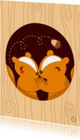Eekhoorntjes in Love