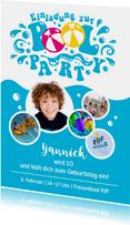 Einladung zum Geburtstag im Riff Freizeitbad 2