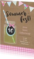 Einladung zum Sommerfest in Landlook