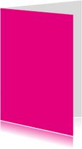Fel roze staand dubbel