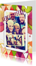 Felicitatie selfie ballonnen RB