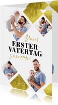 Fotokarte Erster Vatertag