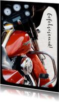 Gave Motor Felicitatie Rijbewijs - OT