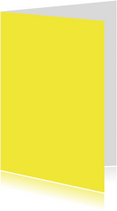 Geel dubbel staand