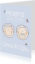 Gefeliciteerd Oma & Opa LFZ