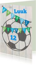Gefeliciteerd, voetbal-ByF