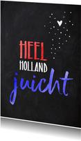 Geslaagd kaarten - Geslaagd Heel Holland juicht