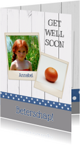 Get well soon - DH