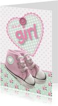 Girl Schoentjes