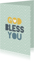 God bless you - BF