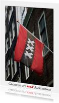 Groeten uit Amsterdam XX