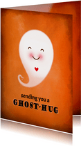 Halloween ghost hug