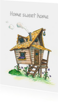 Home sweet home Illu-Straver
