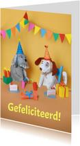 Hondjes verjaardag