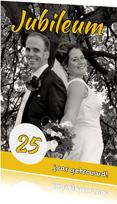 Huwelijksjubileum eigen foto 1 - OT