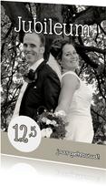 Huwelijksjubileum eigen foto 2 - OT