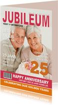 Huwelijksjubileum Tijdschrift