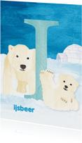 I van ijsbeer