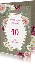 Jubileum rozen op craft