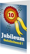 Jubileum - rozet