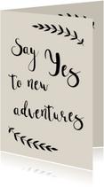 """Kaart """"adventures"""" - WW"""