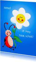 Kaarten mailing schooldag