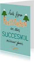 Kerst zakelijk succesvol - HR