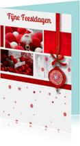 Kerstkaart CliniClowns Santa