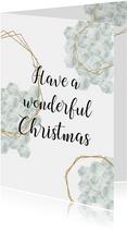 Kerstkaart | Hip en Marble