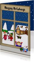 Kerstmis Kerstraam