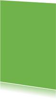 Kies je kleur groene staande kaart