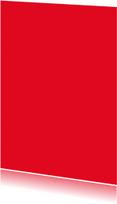 Kies je kleur rode staande kaart