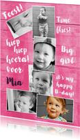 Kinderfeestje meisje 1 jaar van foto's