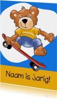 Kinderfeestjes - Kinderfeestje skateboard beer