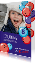 Kindergeburtstag Bowlingcenter Bensheim