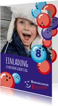 Kindergeburtstag im Bowlingcenter Bensheim